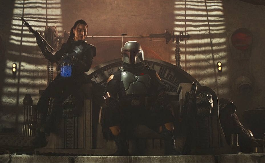 The Book of Boba Fett: la confirmation d'un spin-off en parallèle de la série The Mandalorian